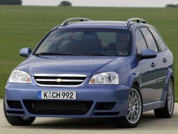 Chevrolet Lacetti Wagon Wtcc R Eu Spec 2006