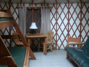 Oregon Coast Yurt Als