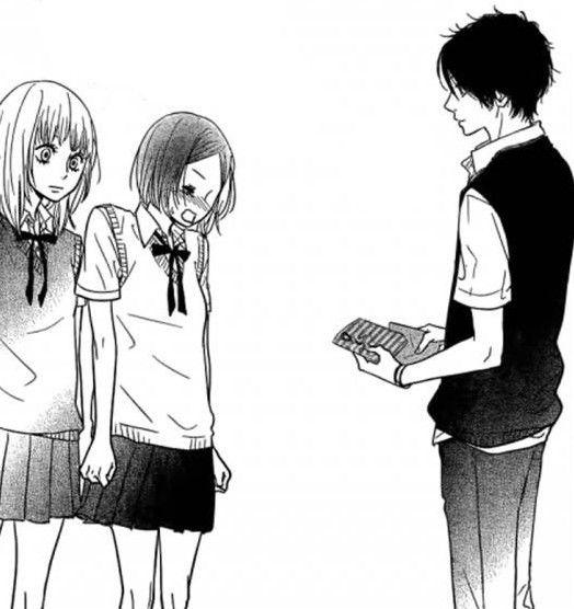 Kodomo Kun Black And White Anime Art