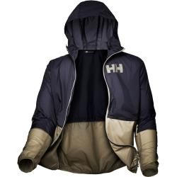 Photo of Helly Hansen Mens Active Windbreaker Chuva Inverno Jacket Navy Xl