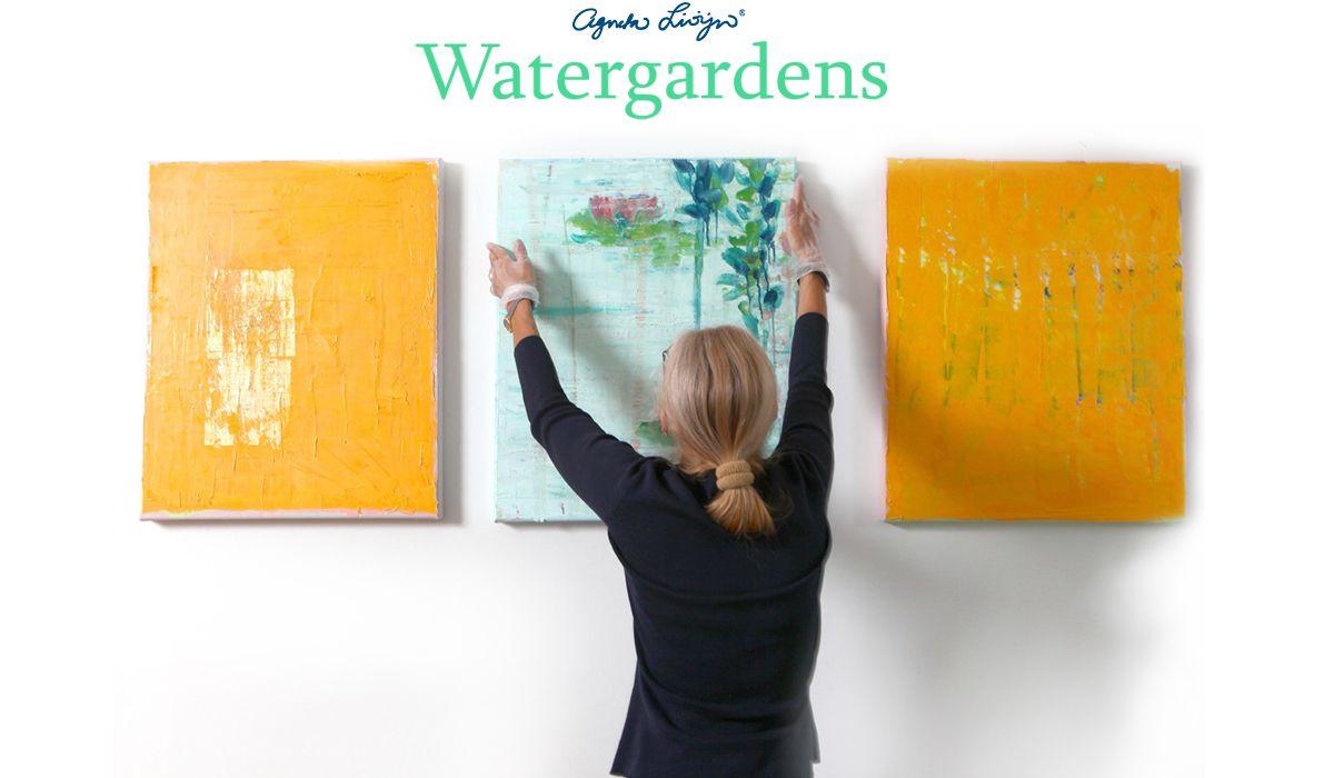 Agneta Livijn | Watergardens