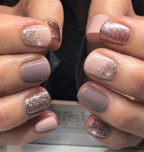Pin By Ashley Basinger On Nails Ongles Nude Ongles Manucure