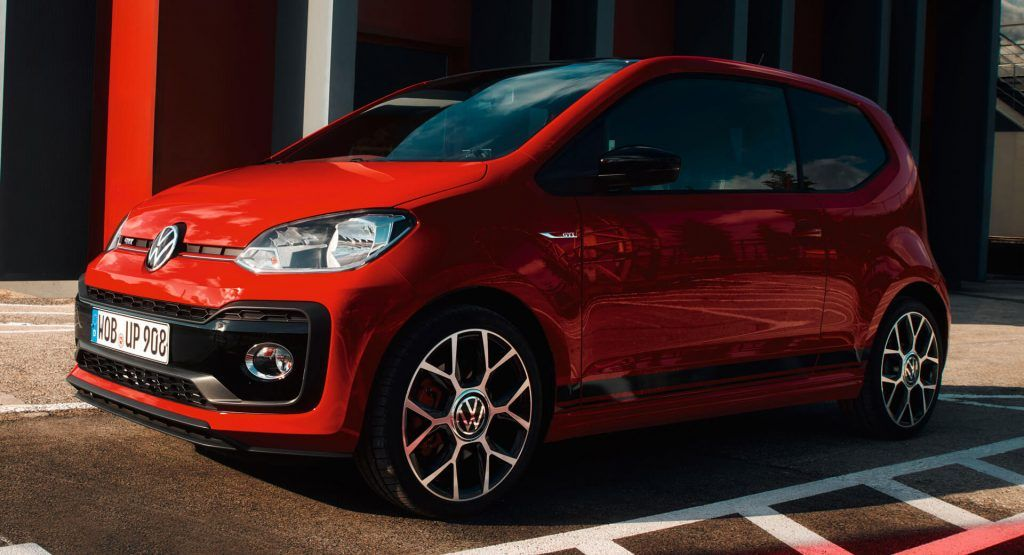 Refreshed Vw Up Launched Up Gti Returns For The New Model Year Volkswagen Has Brought Back The Up Gti To The Uk Market After In 2020 Vw Up Volkswagen Up New Cars