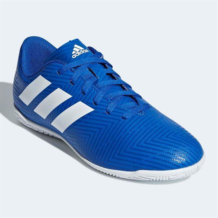 cheap for discount 193f3 657b6 adidas Nemeziz Tango 18.4 Childrens Indoor Football Trainers   Kids  Football Boots