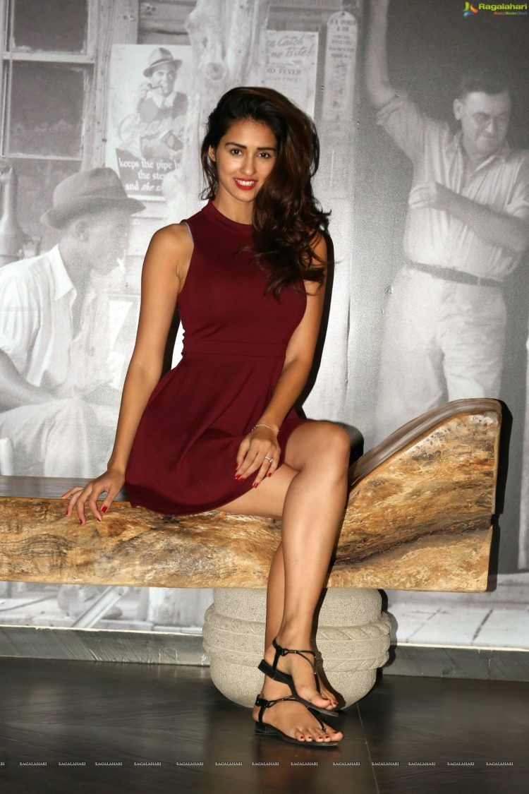 Feet Disha Patani nude photos 2019