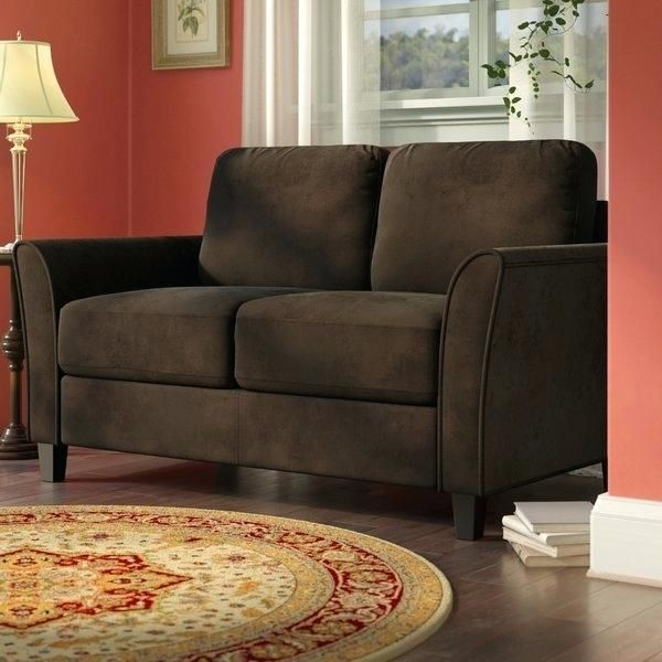 Round Loveseat Sofa And Its Benefits Love Seat Curved Couch