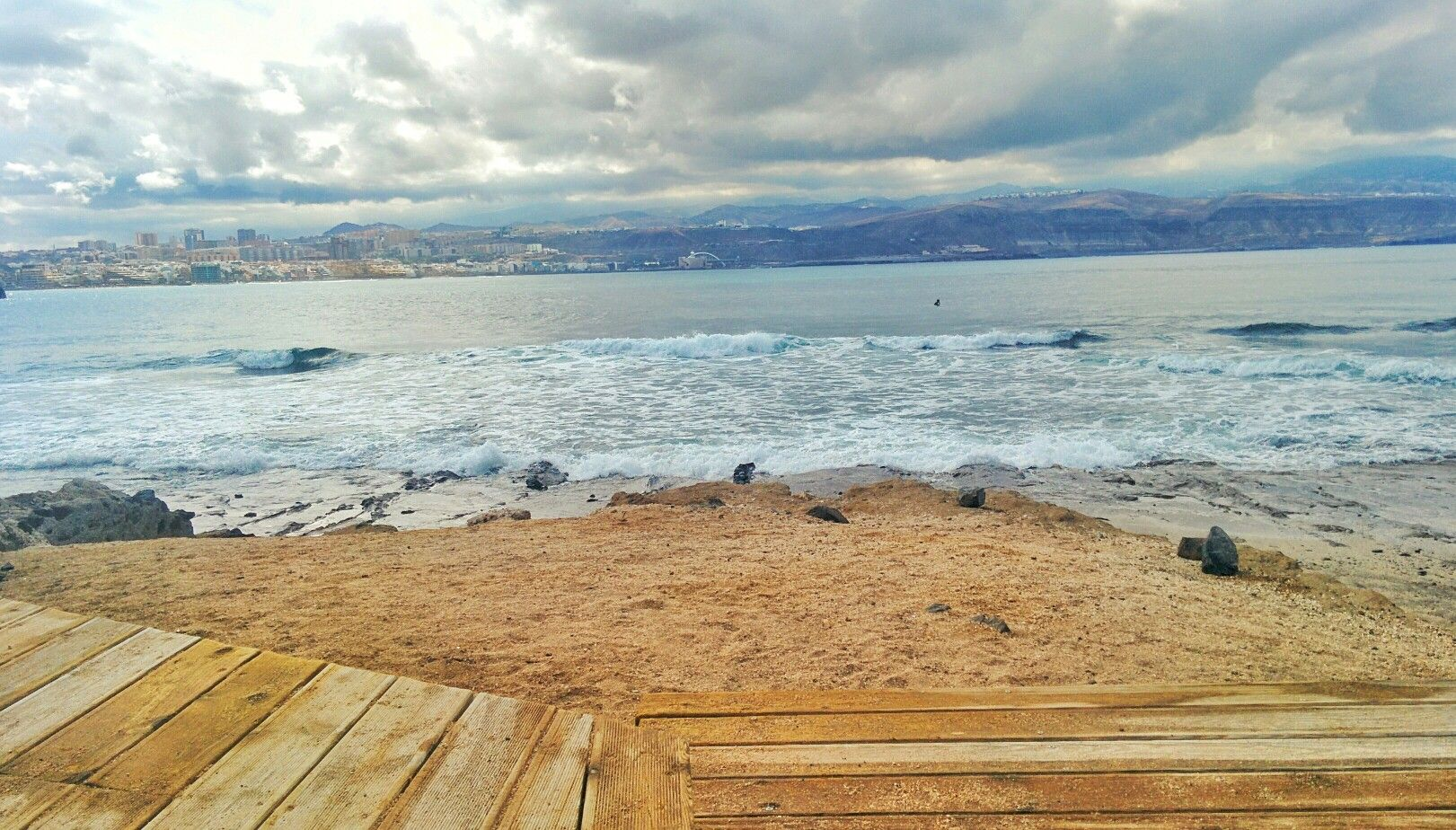 ponerse morena en la playa