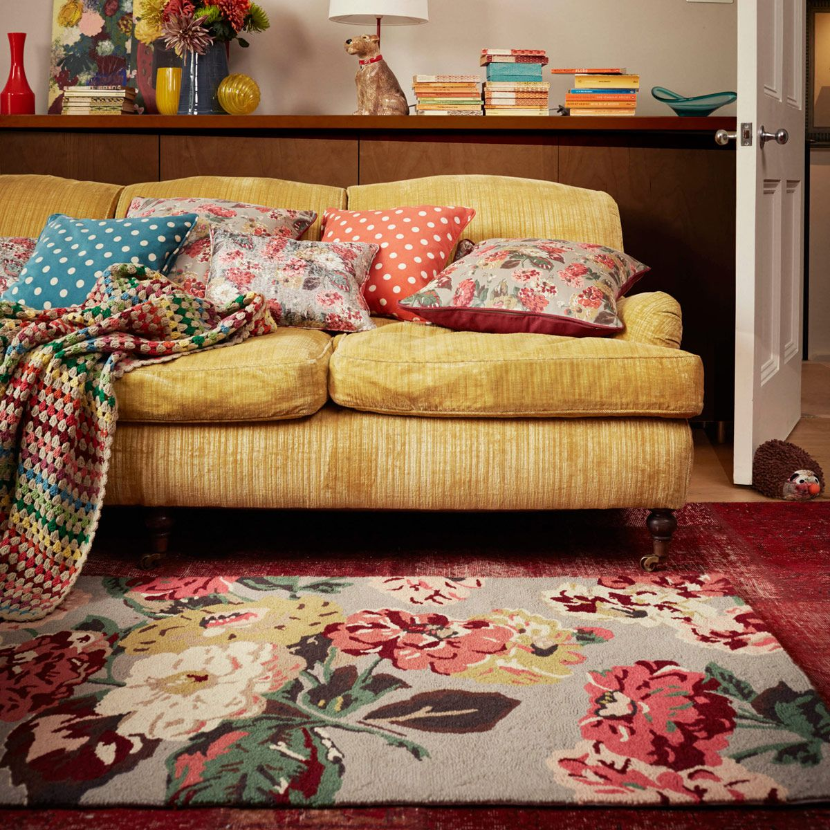 Autumn Bloom Rug View All