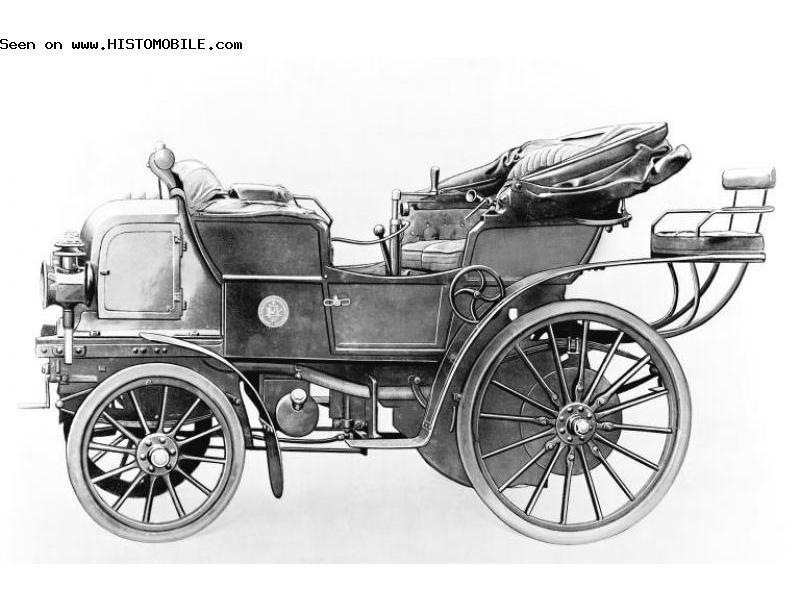 Daimler Phoenix 1897 1902 Veteran Car Antique Cars Classic Cars