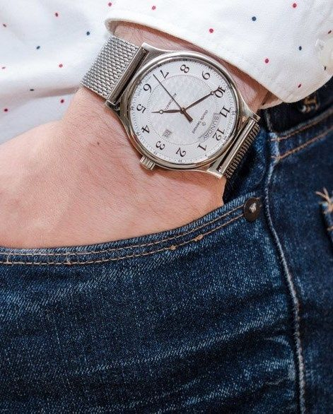 """Claude Bernard 83014 Sophisticated Classics Watch Review - by David Bredan - hands-on photos, video, and our usual insightful analysis - see it on aBlogtoWatch.com """"Large, classic, affordable. It is no secret that there are plenty of watch buyers out there today looking for a timepiece that fits these three requirements; and the Swiss-made Claude Bernard 83014 3M AB is a watch that promises to meet all of them..."""""""