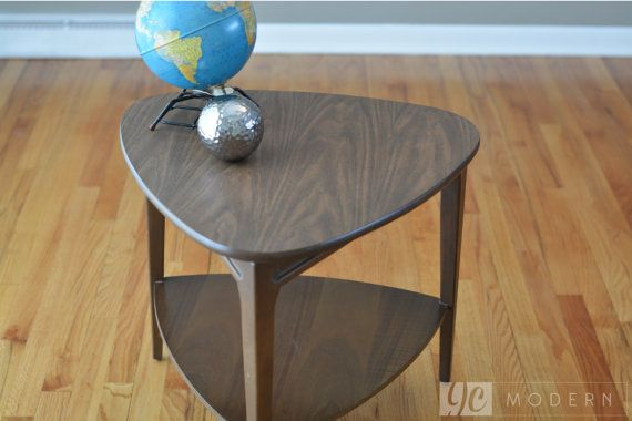 Pair of Mersman End Tables by JCModern on Etsy $300 00