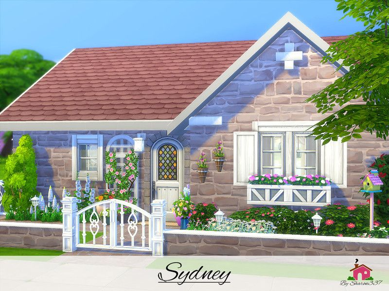 Sydney is a cottage built on a 20 x 15 lot in Newcrest Found in TSR