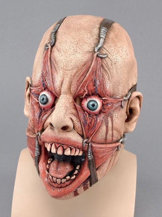 Top 50+ des meilleurs masques pour Halloween, les plus effrayants (With images)   Halloween ...