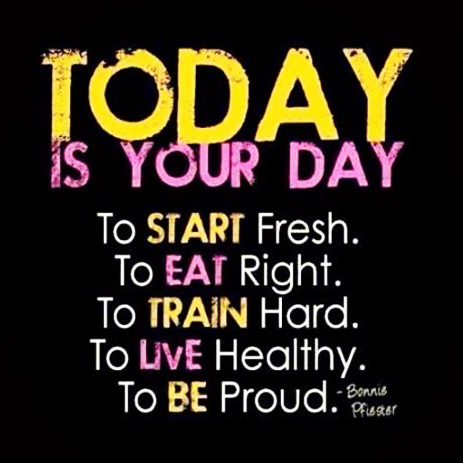 it s a brand new day why not a brand new you youmatter quotes