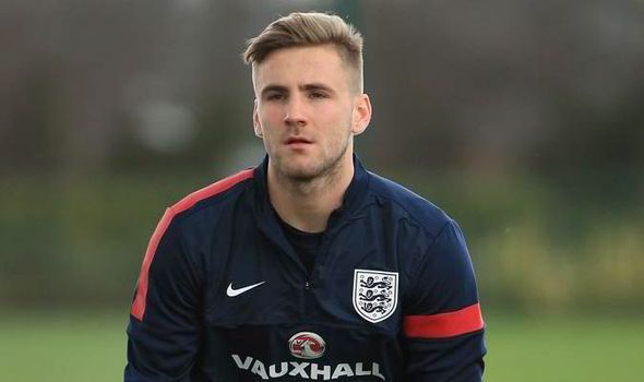 2d038c63b luke shaw hairstyle - Google Search