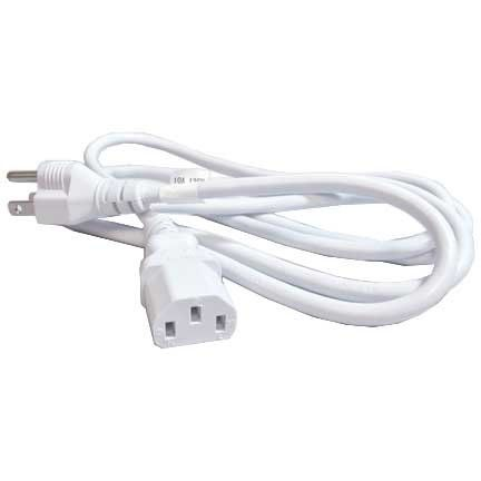 Replace Monitor Cables And Power Cords With White So They Disappear Lcd Tv Compaq Power Cord