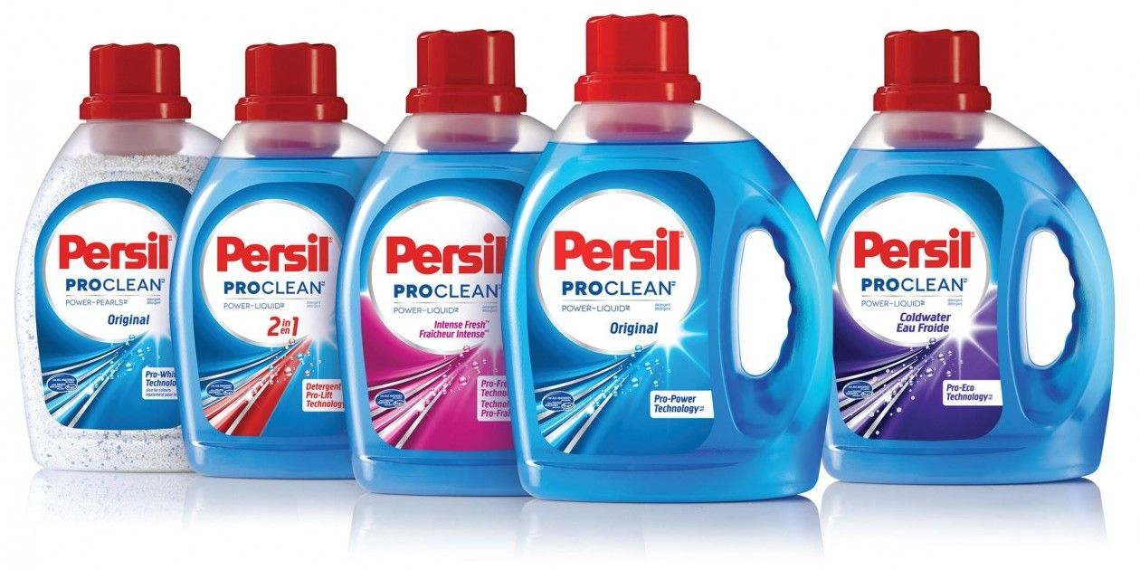 Persil Laundry Detergent Coupon Save 4 50 Per Bottle Laundry