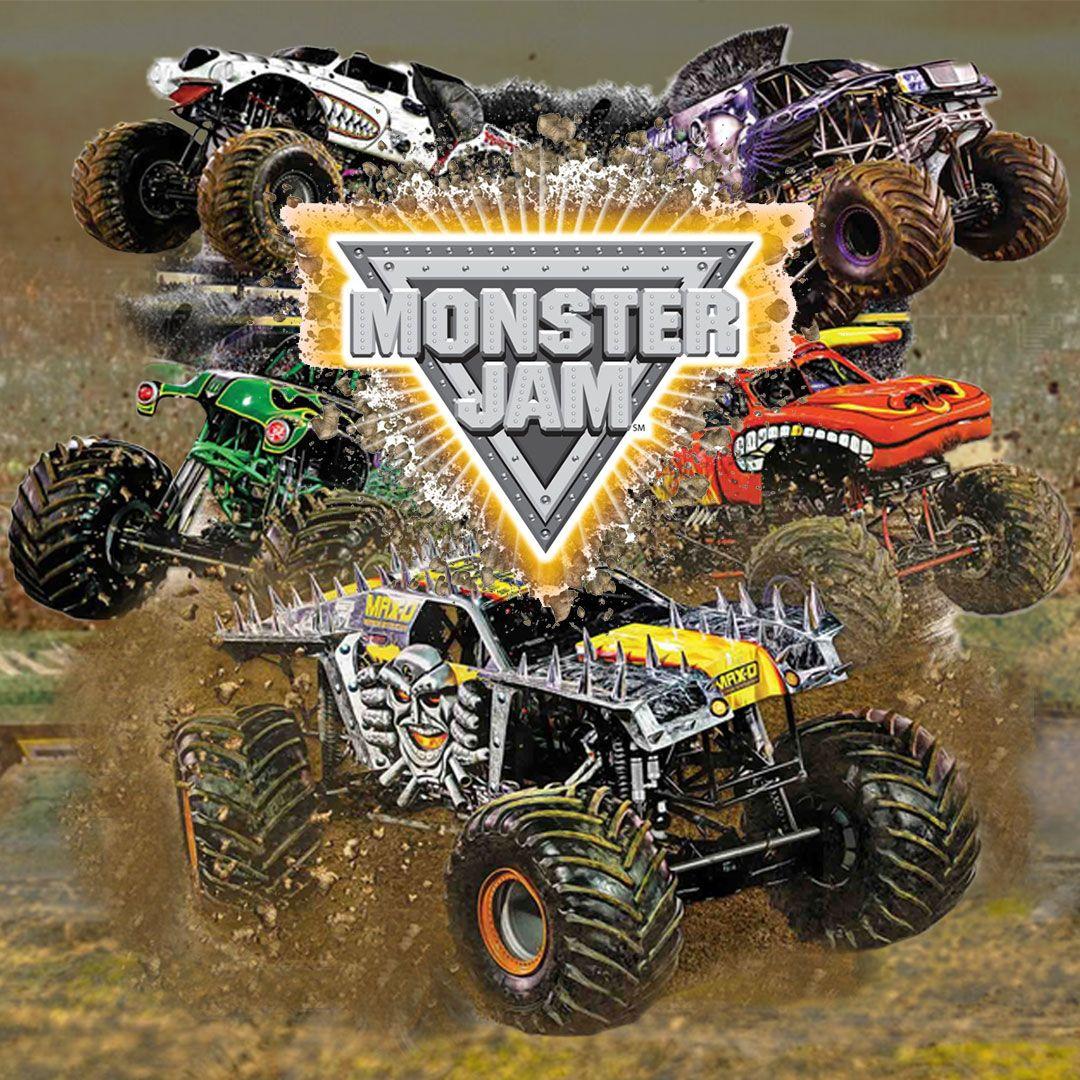 monster jam allstate arena 2020
