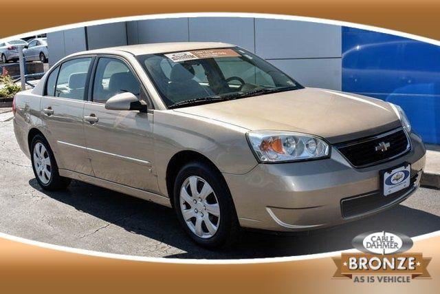 2006 Chevrolet Malibu LT   $4,500 Kansas City, ...