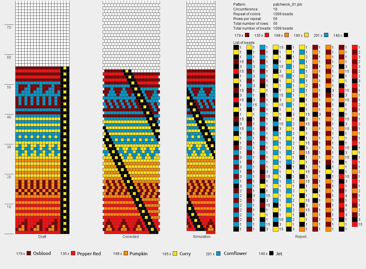 Patchwork_01.png (1222×900) | schlauchketten | Pinterest ...