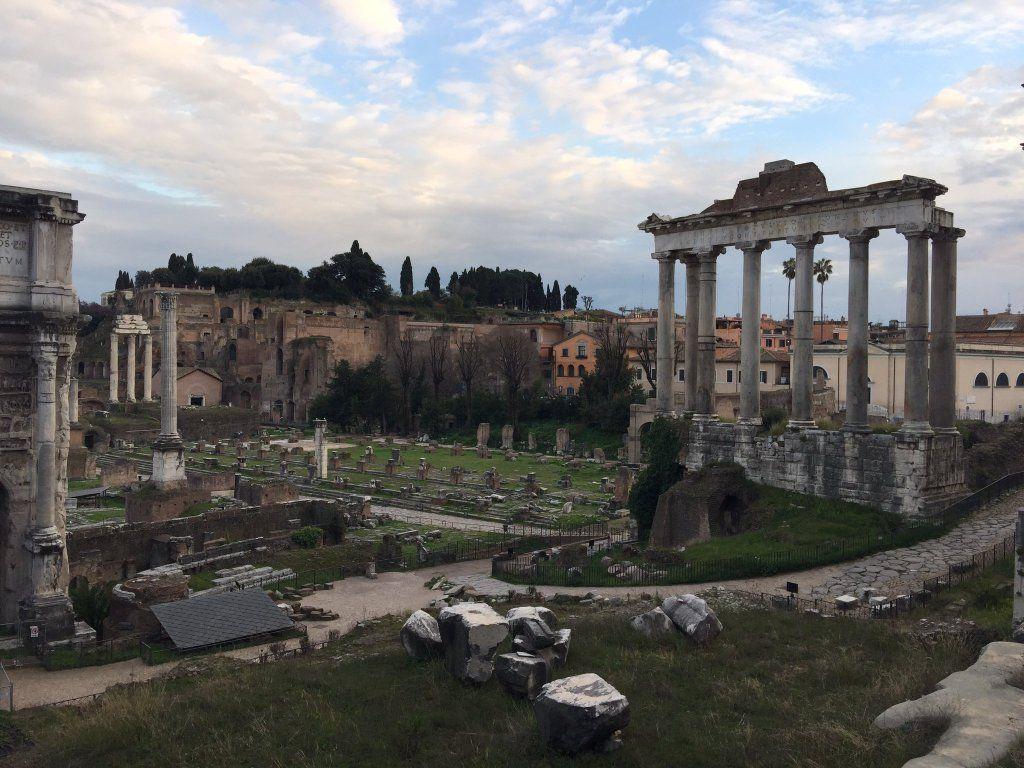 Airc roman culture on twitter travel roman forum culture