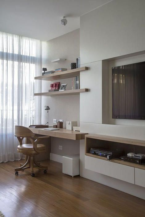 Come progettare l'Home Office | Arredamento salotto cucina ...