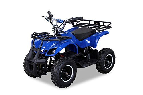 Quad Bambini ~ Mini quad moto elettrico hummer watt pocket quad sicurezze