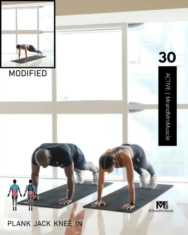 @mrandmrsmuscle at home full body cardio workout