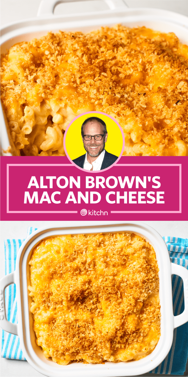 I Tried Alton Brown's Baked Macaroni and Cheese Recipe (& Here's What I Thought) #macandcheeserecipe