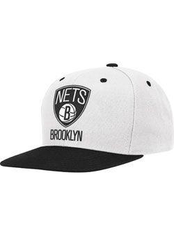 caa47567ae1a8 Brooklyn Nets Snapback Hat Nets Jersey