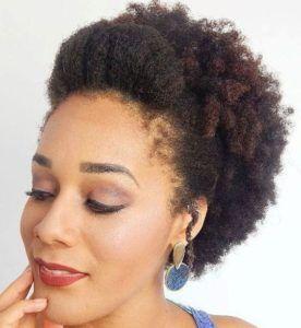 Black Women Natural Hairstyles Stunning 50 Short Natural Hairstyles For Black Women  Short Natural