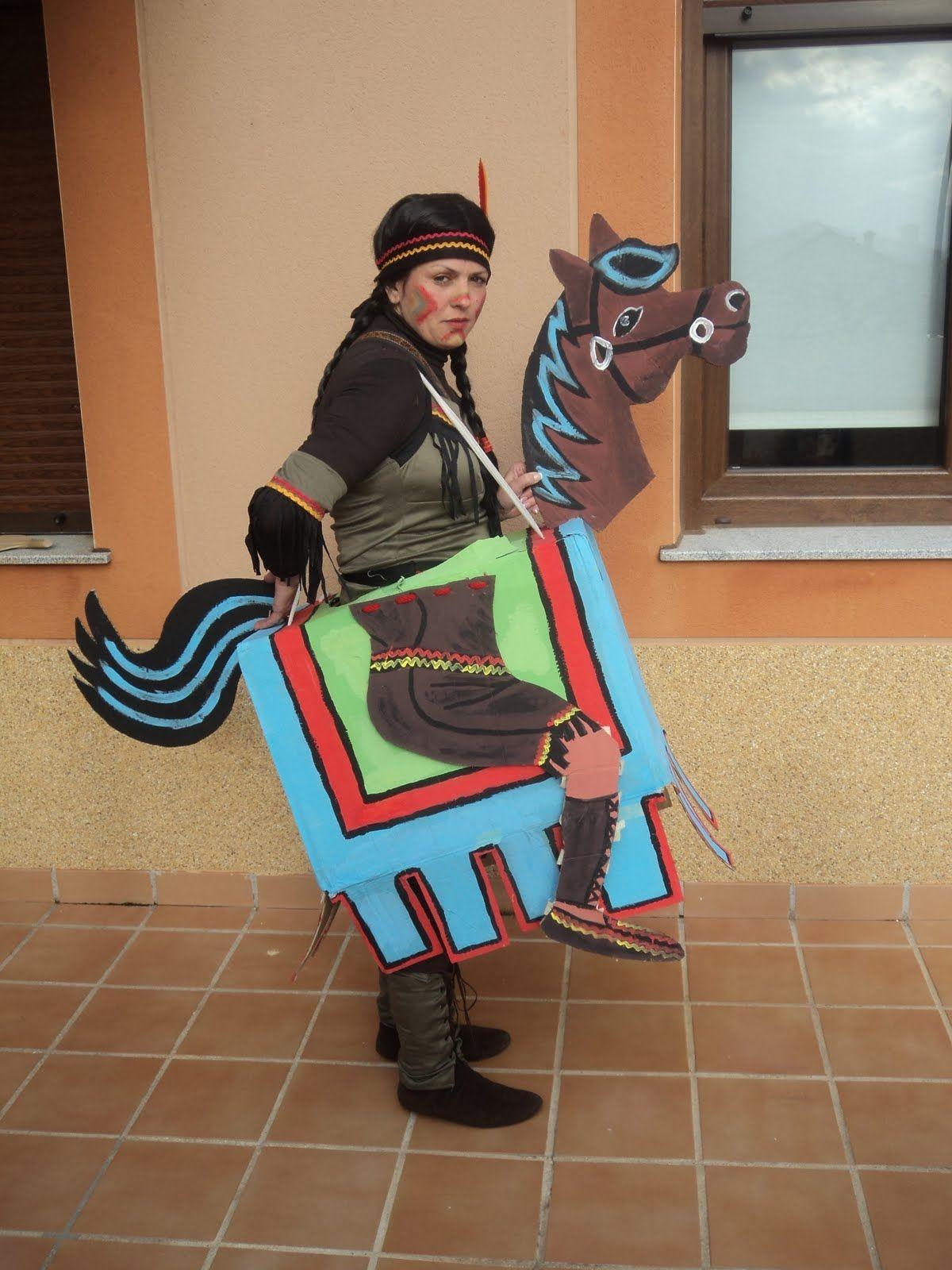 995c6403f disfraz de caballo casero - Buscar con Google | area de niños ...
