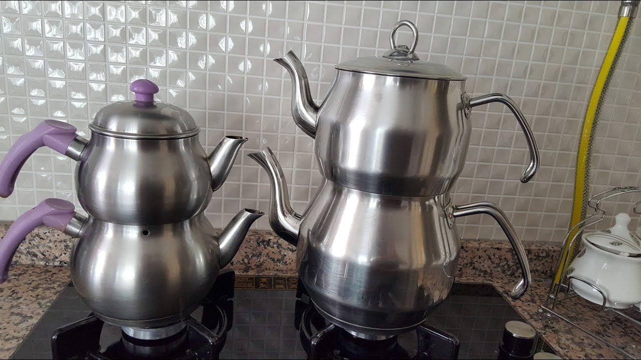 Şaşırtan Çaydanlık Temizleme Yöntemi