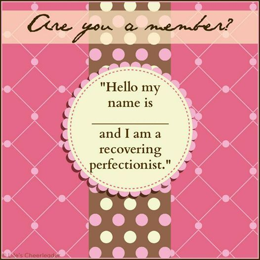 #perfectionism | Perfectionism overcoming, Perfectionism ...