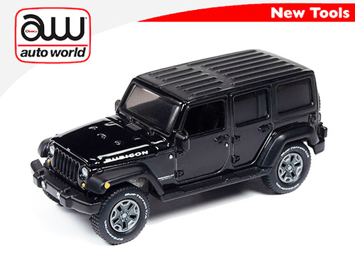 2018 Jeep Wrangler Unlimited Black 4 Door New Tooling 1 64 Scale Diecast Car Model By Auto World Premium Awsp033 B In 2020 2018 Jeep Wrangler Unlimited Jeep Wrangler Jeep Wrangler Unlimited