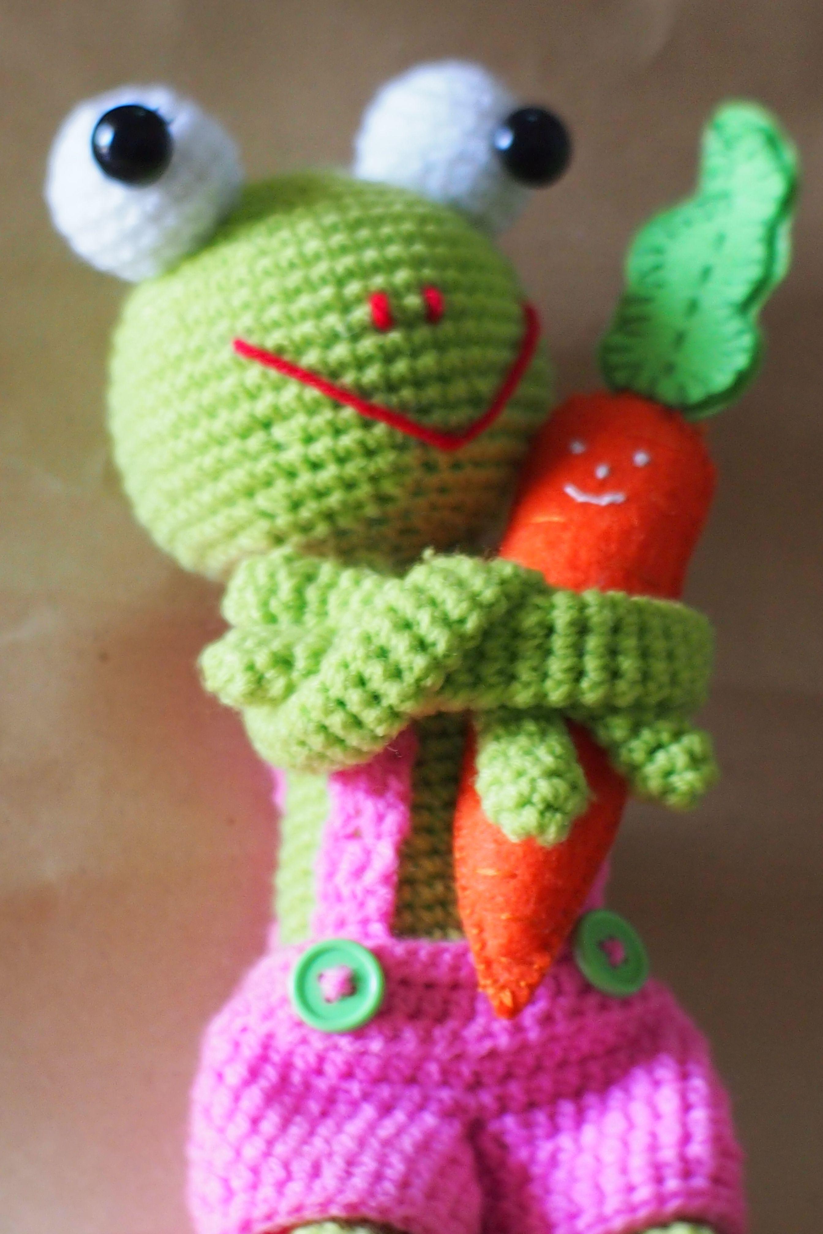Crochet doll | ♥ Amigurumi!! ♥ Community Board | Pinterest ...