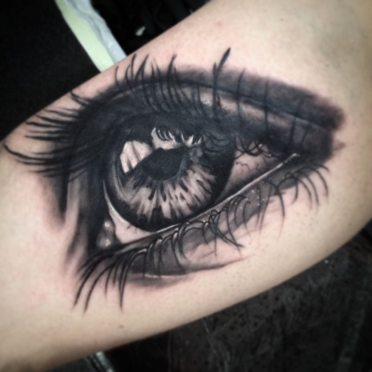 angel eye tattoo Google Search Eye tattoo, Eye tattoo