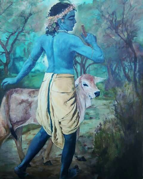 krishna the supreme god