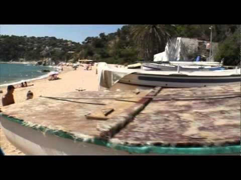 Turismo activo en Lloret de Mar, Costa Brava