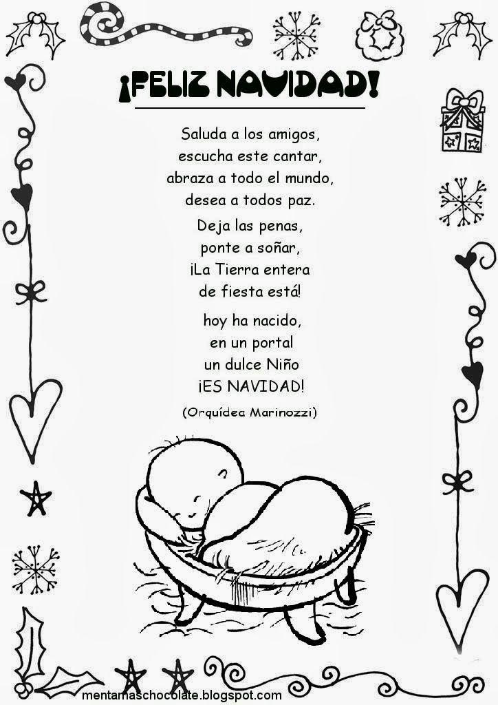 Escuchar Cancion Feliz Navidad.Esos Locos Bajitos De Infantil Poesias De Navidad Kinder