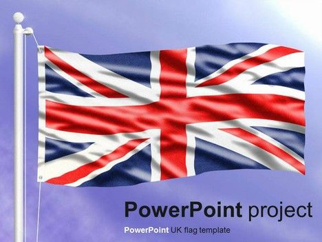 UK flag powerpoint
