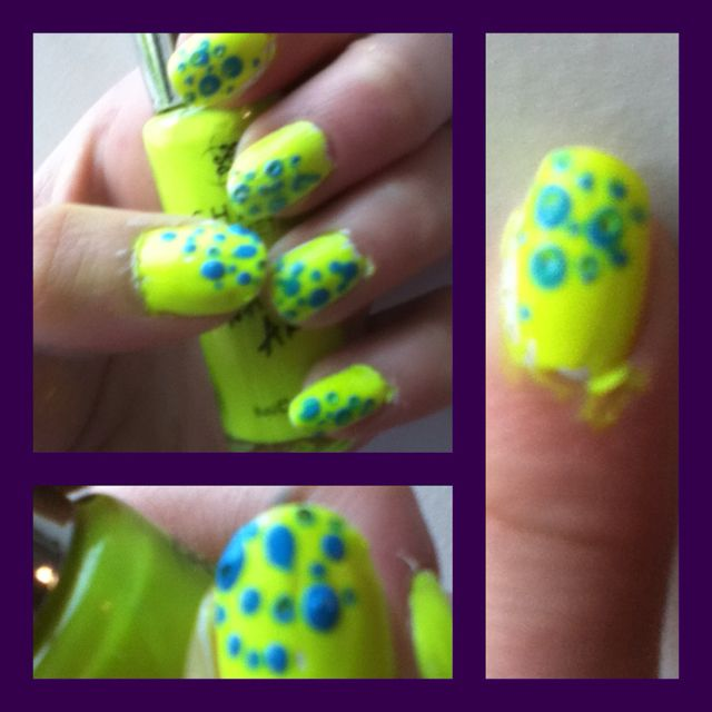 My nails for the week!!!!