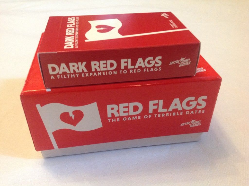 Dark Red Flags A Filthy Expansion to Red Flags
