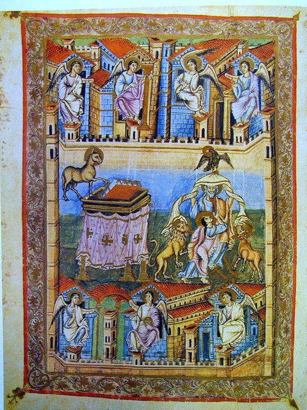 Category Bible Of S Paolo Fuori Le Mura Apocalypse De Jean Livre De Kells Art Médiéval