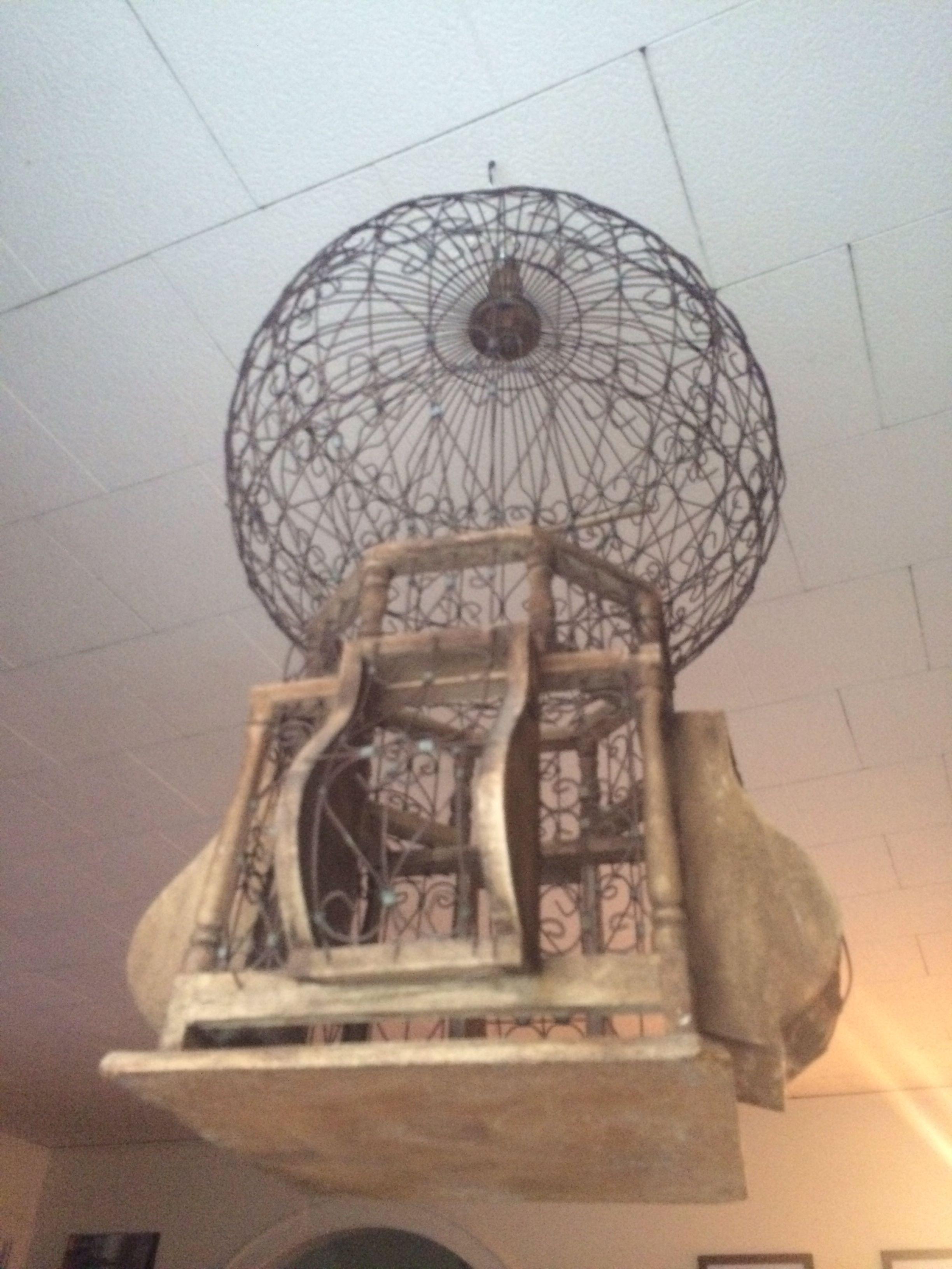 My birdcage