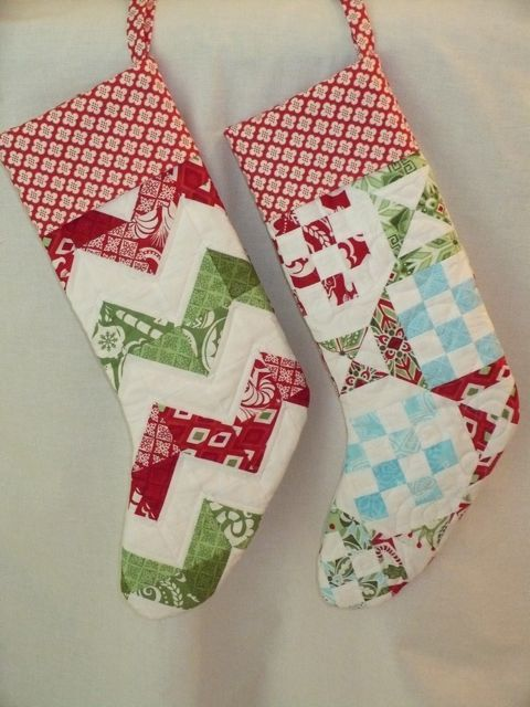 Quilted Christmas Stockings Stocking Pattern Quilted Christmas Stunning Quilted Christmas Stocking Pattern