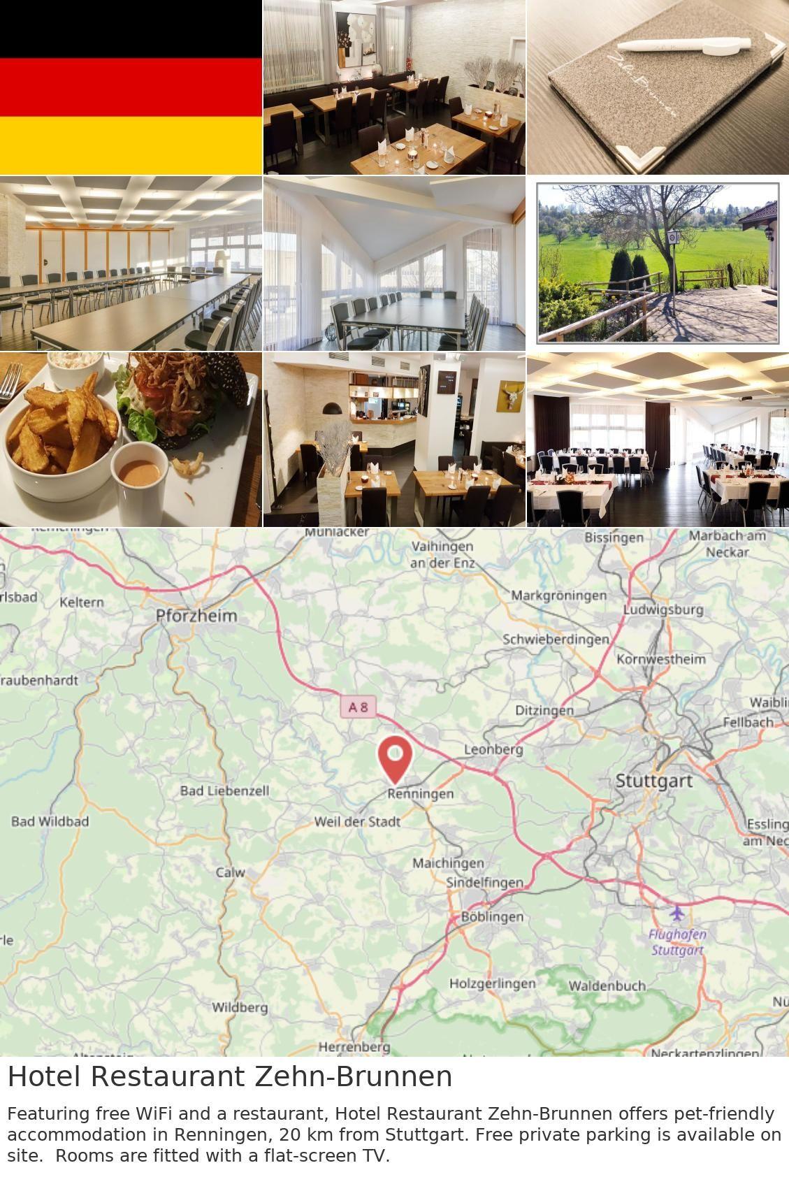 Hotel Restaurant Zehn Brunnen