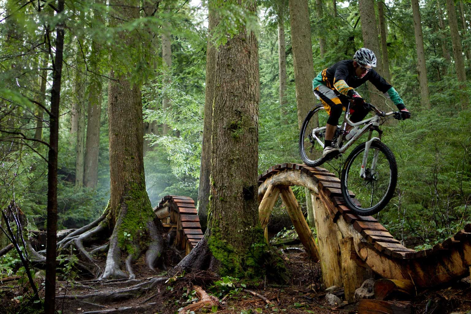 Photo Of The Day July 8 2013 Mountain Bike Trails Extreme