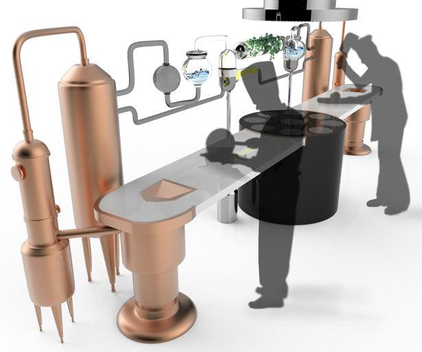 kitchen design products. BIO LAB KITCHEN design is inspired from the idea of creating sustainable  product by manipulating biological system Tuvie http www tuvie com Save Planet Pinterest Labs
