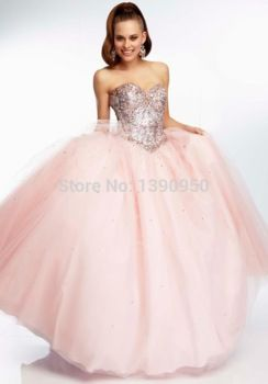Princess sweetheart lace up vestidos debutante masquerade ball gown sweet amazing quinceanera dresses